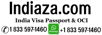 India Visa Agents USA India e Visa US OCI + 1 (833) 597-1460